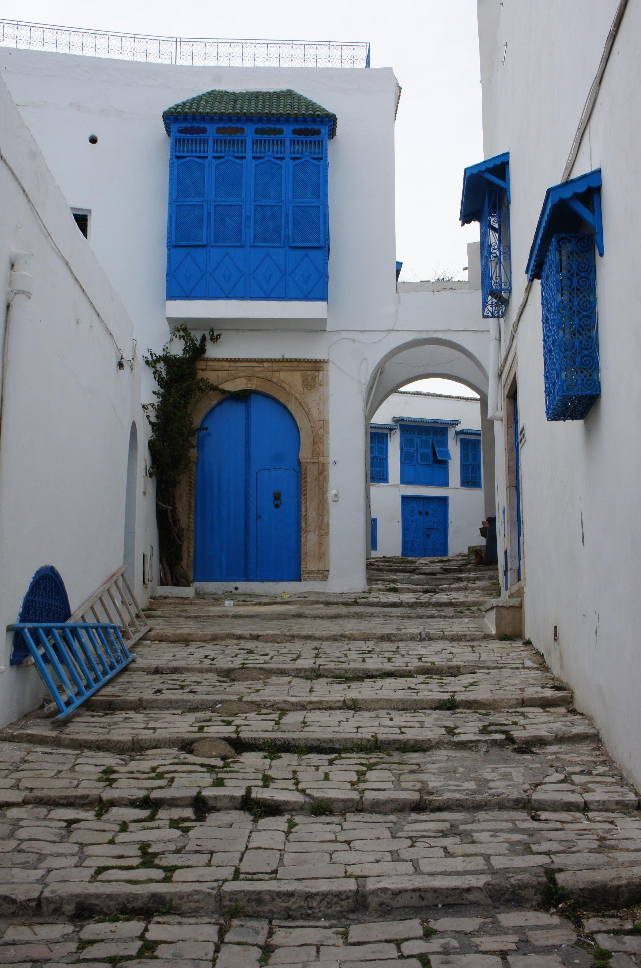 Tunisia yumi & achille